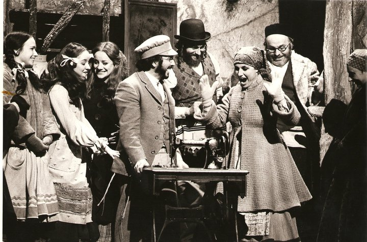 Production Of Fiddler On The Roof Theatricalia